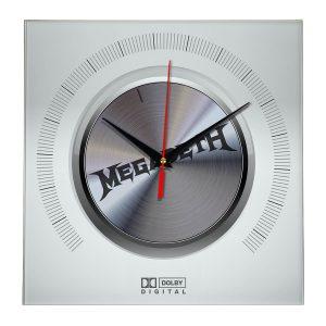 Megadeth настенные часы 9