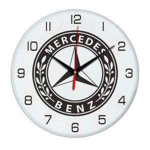 Сувенир – часы Mercedes Benz 05