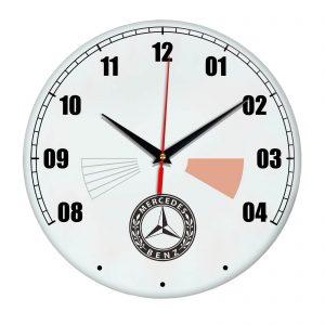 Сувенир – часы Mercedes Benz 17