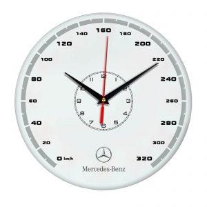 Сувенир – часы Mercedes Benz 2 14