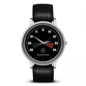 Mercedes Benz 2 наручные часы с символикой