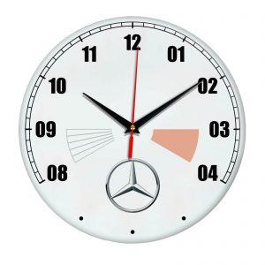 Сувенир – часы Mercedes Benz 5 17