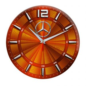 Сувенир – часы Mercedes Benz 5 20