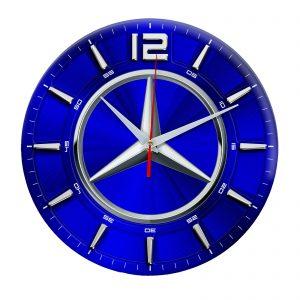 Сувенир – часы Mercedes Benz 5 22