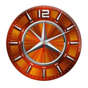 Сувенир – часы Mercedes Benz 5 23