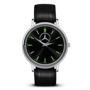Mercedes Benz 5 наручные часы с логотипом