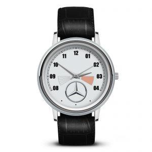 Mercedes Benz 5 часы наручные с эмблемой