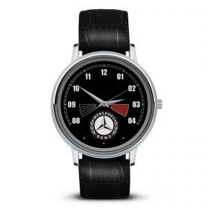 Mercedes Benz наручные часы с символикой