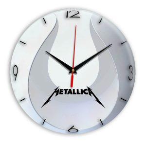 Metallica настенные часы 14