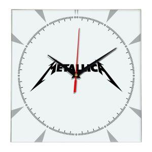Metallica настенные часы 2