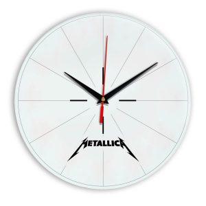Metallica настенные часы 3