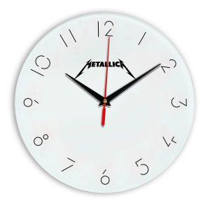 Metallica настенные часы 5