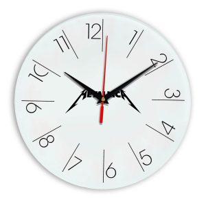 Metallica настенные часы 6
