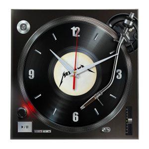 Metallica настенные часы 7