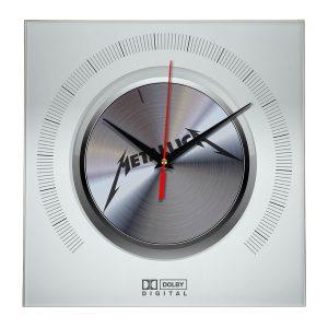 Metallica настенные часы 9