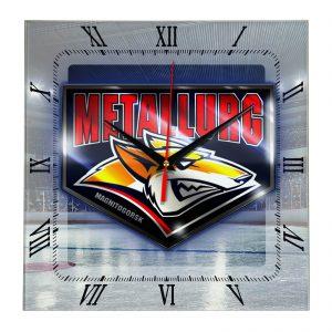 Сувенир – часы Metallurg Magnitogorsk 01