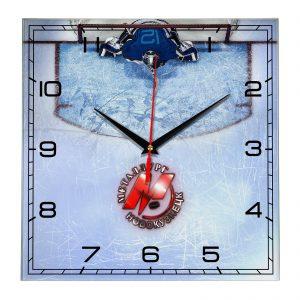 Сувенир – часы Metallurg Novokuznetsk 03