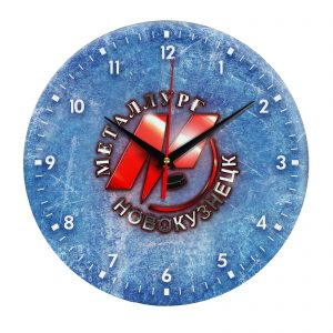Сувенир – часы Metallurg Novokuznetsk 04