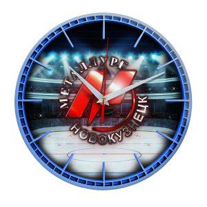 Сувенир – часы Metallurg Novokuznetsk 06