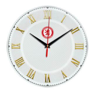 Настенные часы «Футбольный клуб Middlesbrough»