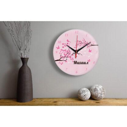 Часы — именной подарок «Михаил»