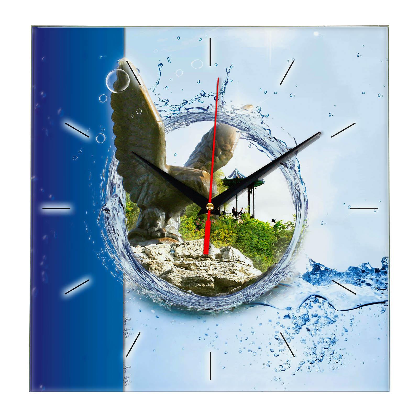 Часы подарок «Минеральные воды»