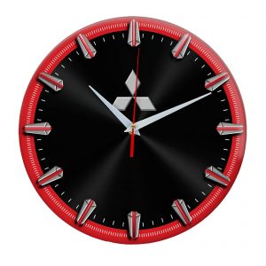 Сувенир – часы Mitsubishi 06