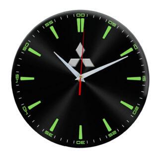 Сувенир – часы Mitsubishi 10
