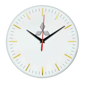 Сувенир – часы Mitsubishi 13