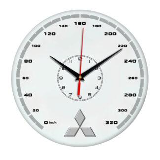 часы со спидометром 320 км ч Mitsubishi 14