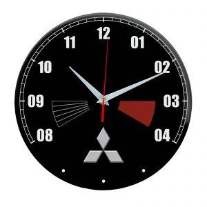 Сувенир – часы Mitsubishi 16