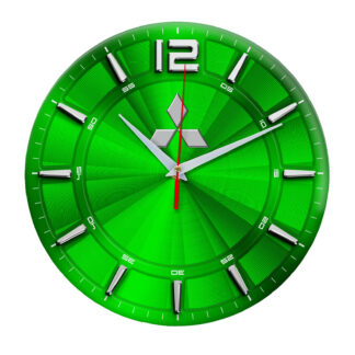 Сувенир – часы Mitsubishi 18