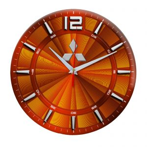 Сувенир – часы Mitsubishi 20