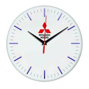 Сувенир – часы Mitsubishi 3 11