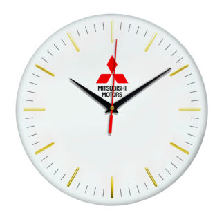 Сувенир – часы Mitsubishi 3 13
