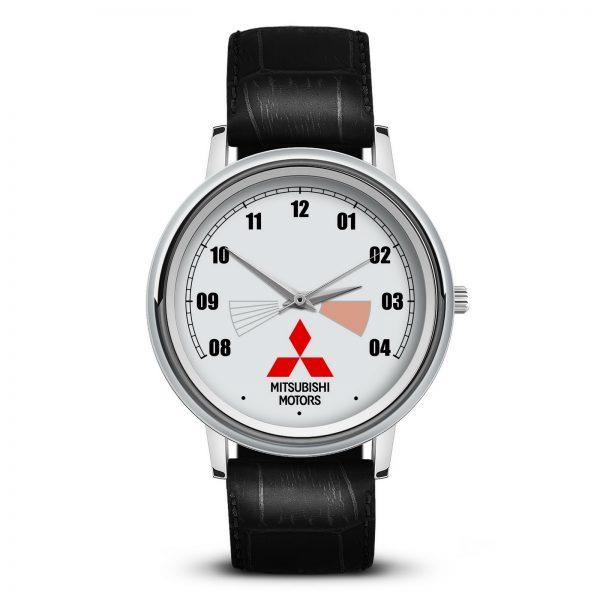 Mitsubishi 3 часы наручные с эмблемой