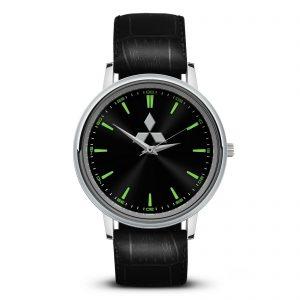 Mitsubishi наручные часы с логотипом