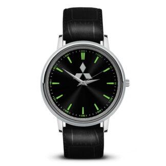Mitsubishi наручные часы с логотипом мужские