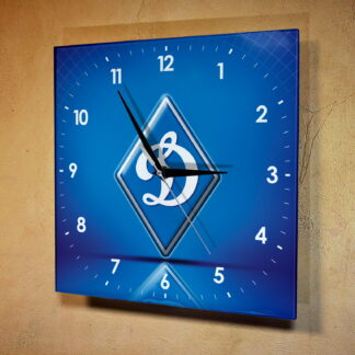 Динамо ФСК часы с символикой клуба
