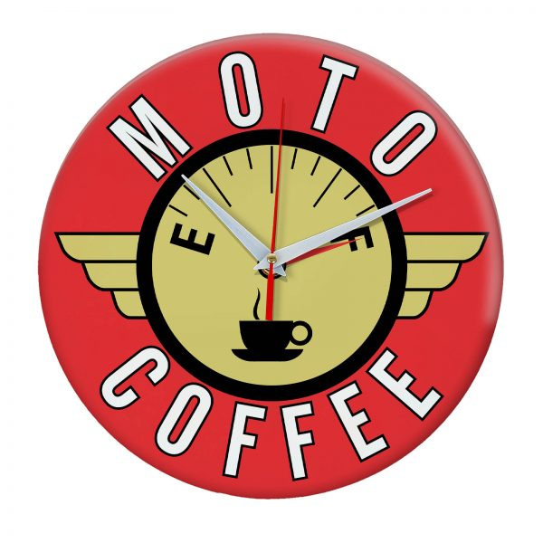 clock moto coffee