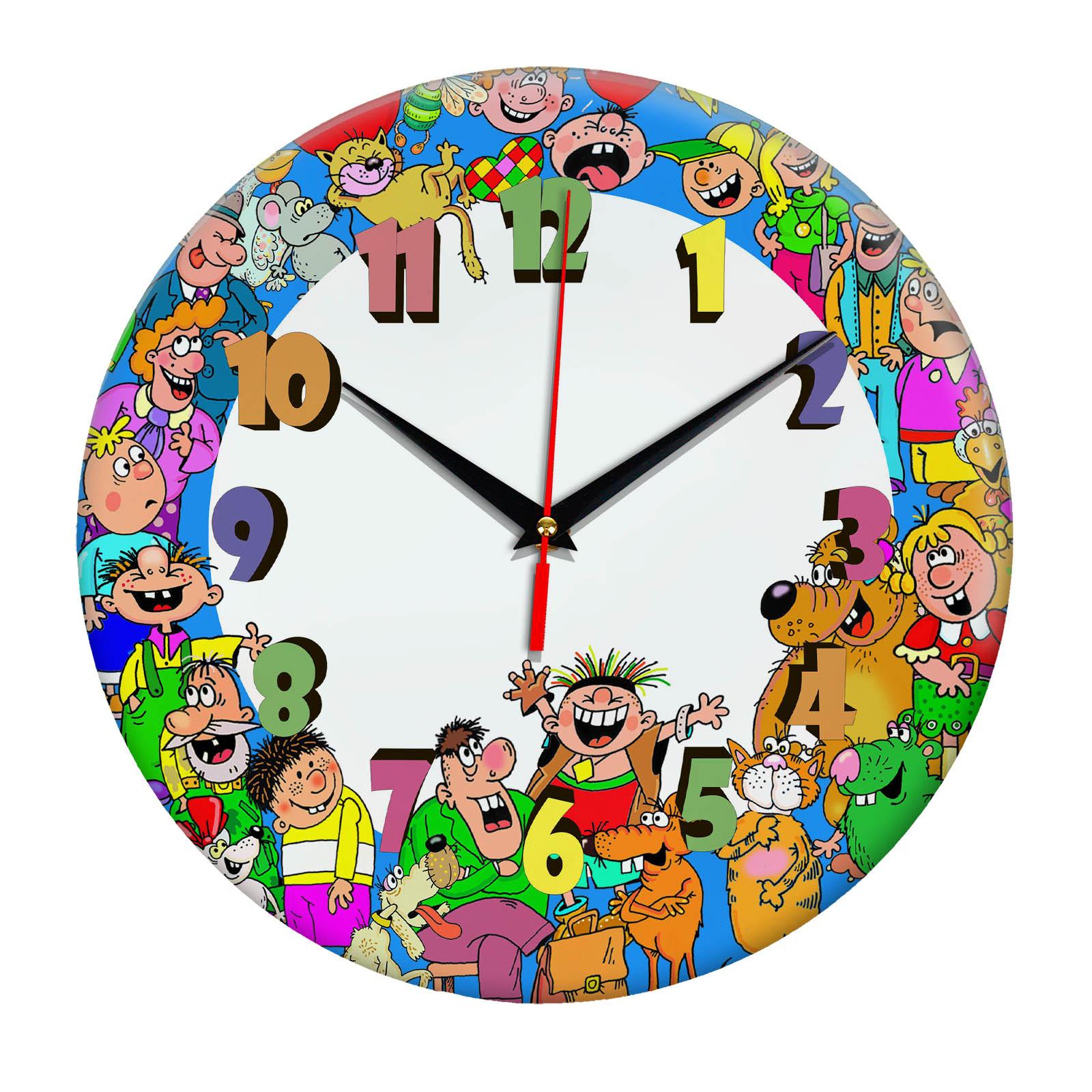 Часы сувенир Ералаш