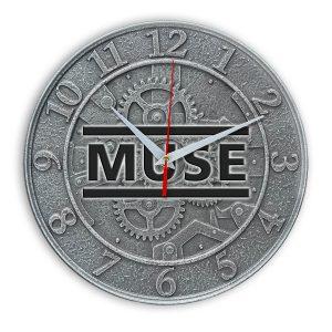 Muse настенные часы 1