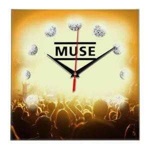 Muse настенные часы 12
