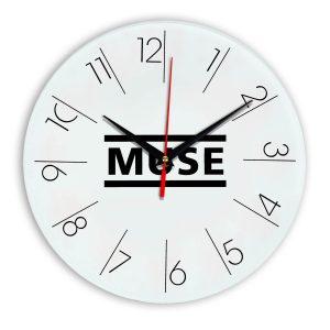 Muse настенные часы 6