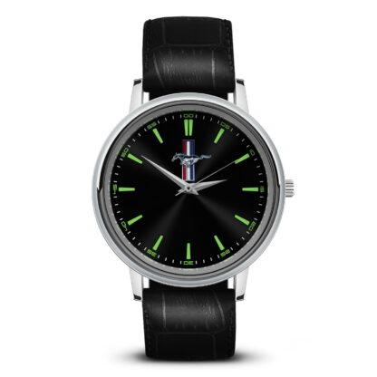 Mustang наручные часы с логотипом мужские