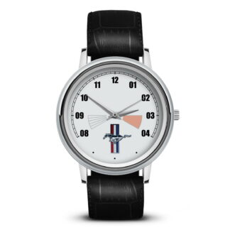 Mustang часы наручные с эмблемой