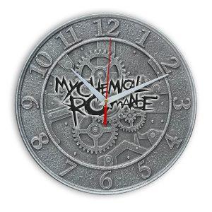 My chemical romance настенные часы 1