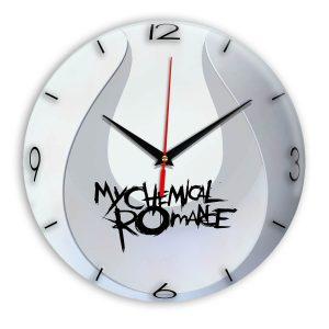 My chemical romance настенные часы 14