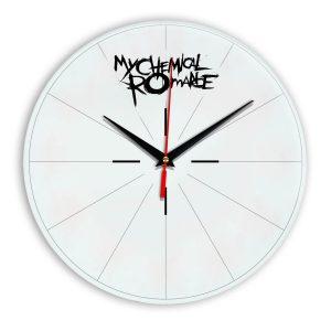 My chemical romance настенные часы 15