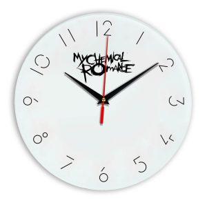 My chemical romance настенные часы 5